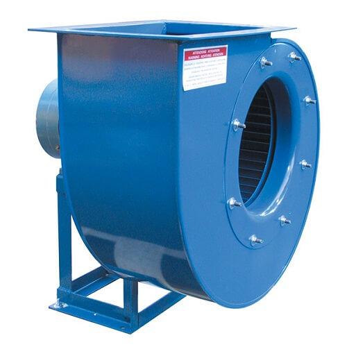 Центробежные вентиляторы низкого давления