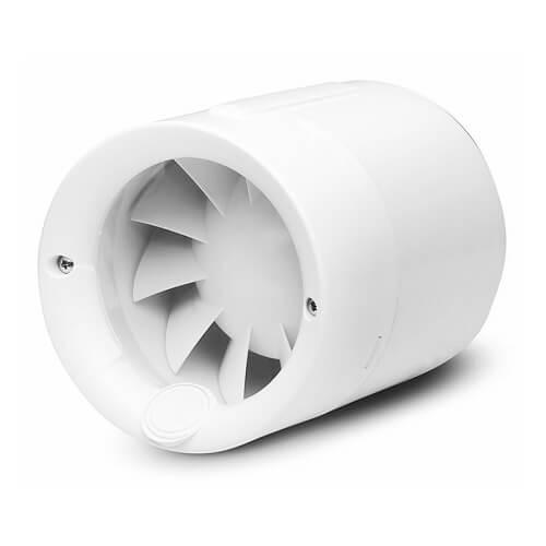 Канальные вентиляторы для круглых каналов