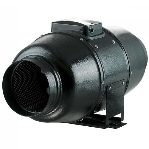 Бесшумные канальные вентиляторы