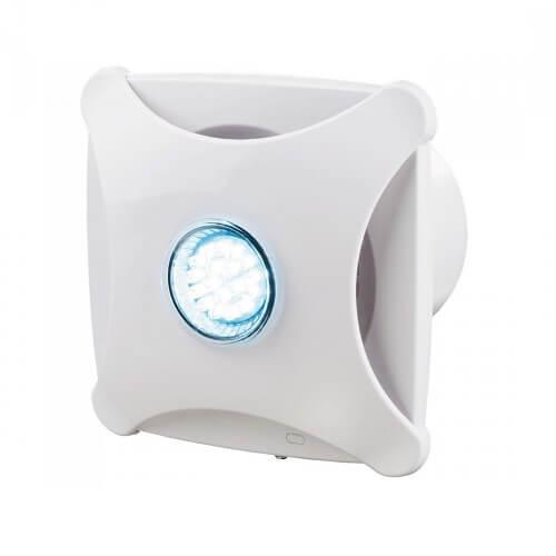 Декоративные вытяжные вентиляторы