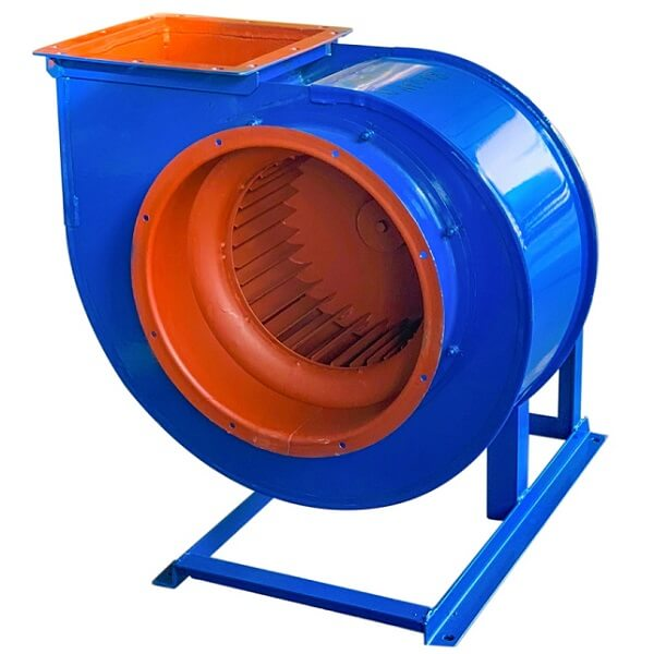 ВЦ 14-46 №2,5 1,5 кВт 3000 об/мин из алюминия